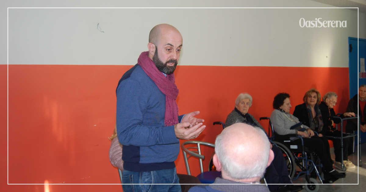 Formazione sulla sessualità nell'anziano a cura di Fabrizio Quattrini