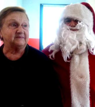 A Oasi Serena è arrivato Babbo Natale!