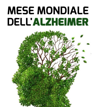 Settembre è il mese mondiale dell'Alzheimer